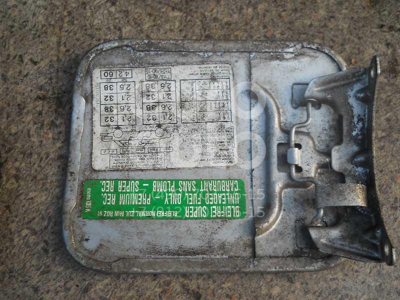 Лючок бензобака для Audi 80/90 [B3] 1986-1991 - Фото №1