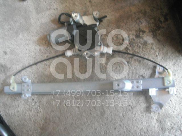 Стеклоподъемник электр. задний левый для Nissan Primera P12E 2002> - Фото №1