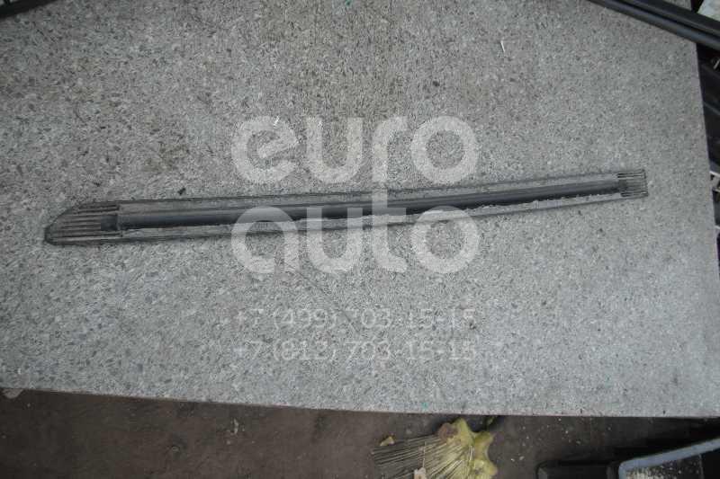 Накладка стекла заднего правого для Mazda 323 (BJ) 1998-2003 - Фото №1