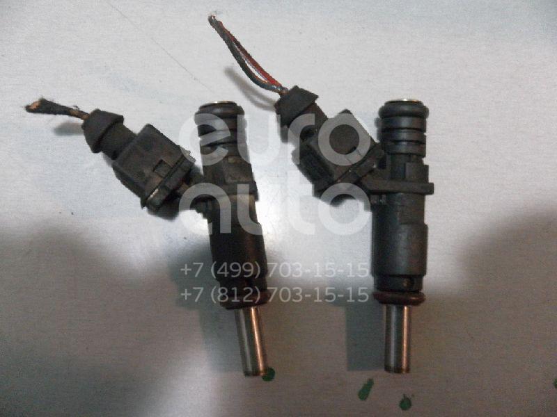Форсунка инжекторная электрическая для BMW 1-серия E87/E81 2004-2011;3-серия E90/E91 2005>;5-серия E60/E61 2003-2009 - Фото №1