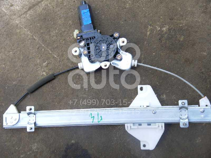 Стеклоподъемник электр. задний правый для Kia,Hyundai Magentis 2000-2005;Sonata V (NEW EF) 2001-2012 - Фото №1