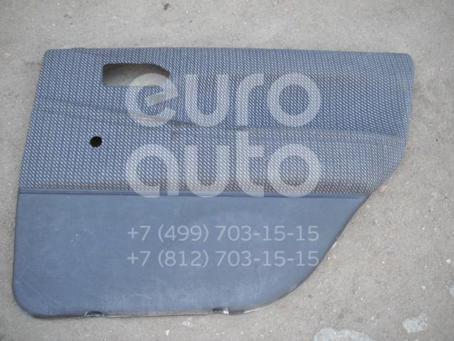 Обшивка двери задней правой для VW Passat [B3] 1988-1993 - Фото №1