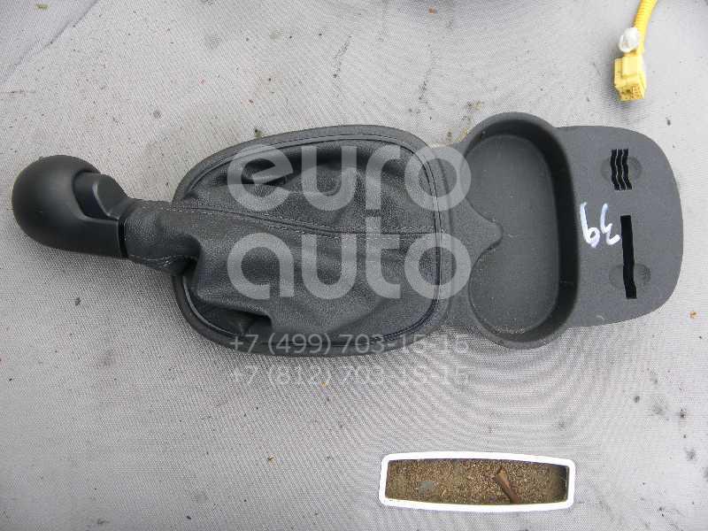 Чехол кулисы для Opel Corsa D 2006-2015 - Фото №1
