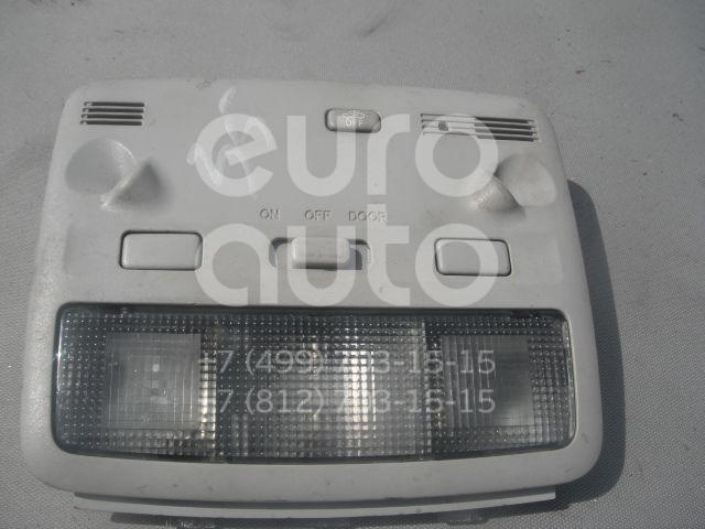 Плафон салонный для Toyota Avensis II 2003-2008 - Фото №1
