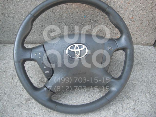 Рулевое колесо с AIR BAG для Toyota Avensis II 2003-2008 - Фото №1