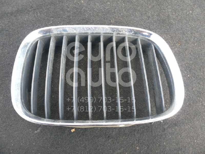 Решетка радиатора правая для BMW 5-серия E39 1995-2003 - Фото №1
