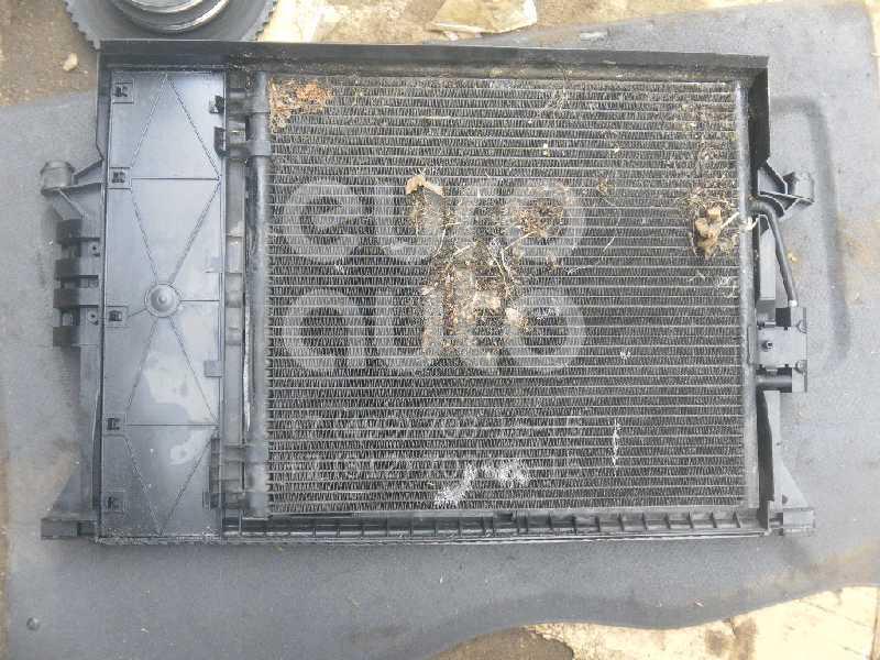 Радиатор кондиционера (конденсер) для BMW 5-серия E39 1995-2003 - Фото №1