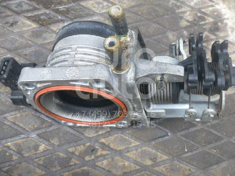 Заслонка дроссельная механическая для BMW 5-серия E39 1995-2003;3-серия E36 1991-1998;7-серия E38 1994-2001 - Фото №1