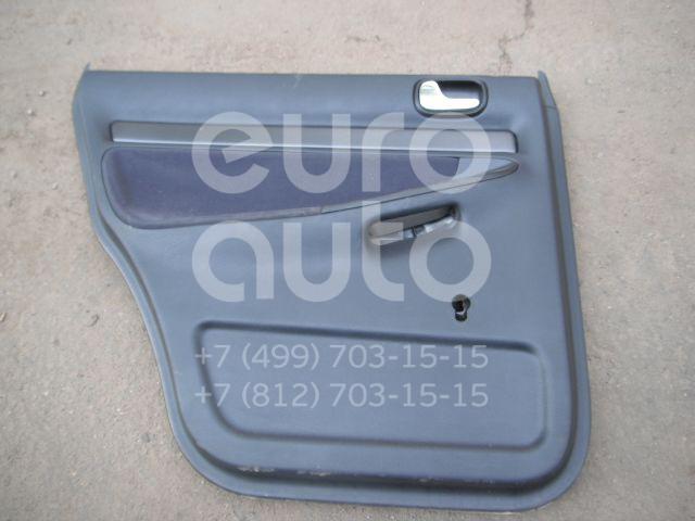 Обшивка двери задней левой для Audi A4 [B5] 1994-2001 - Фото №1