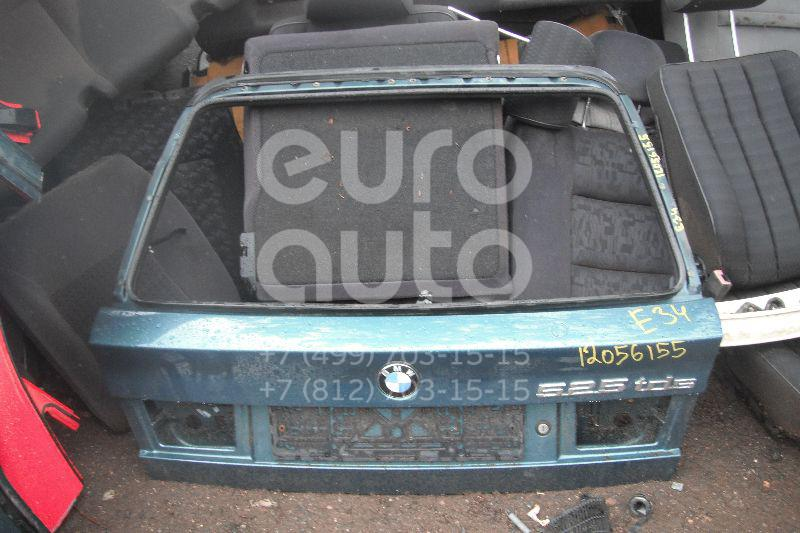 Дверь багажника для BMW 5-серия E34 1988-1995 - Фото №1