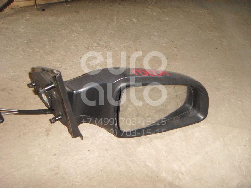Зеркало правое механическое для Opel Astra H / Family 2004-2015 - Фото №1