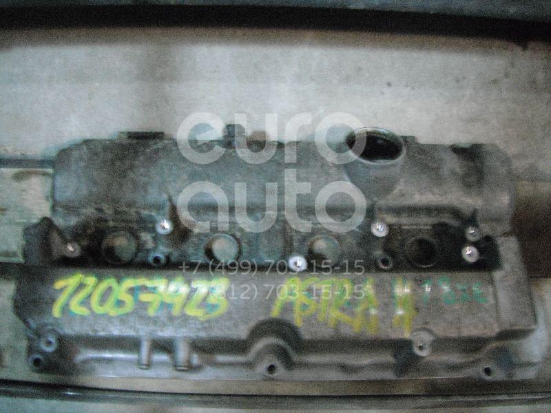 Крышка головки блока (клапанная) для Opel Astra H / Family 2004>;Astra G 1998-2005;Vectra B 1995-1999;Meriva 2003-2010;Tigra TwinTop 2004>;Signum 2003>;Corsa C 2000-2006;Vectra B 1999-2002;Vectra C 2002-2008 - Фото №1