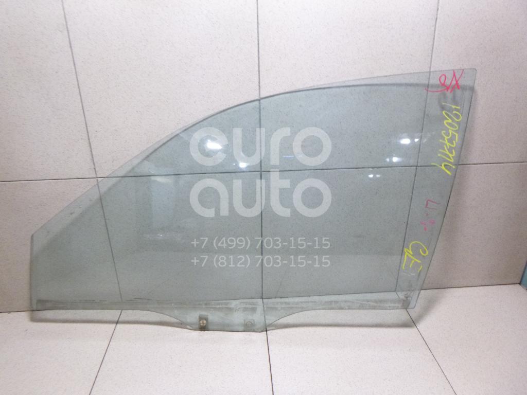 Стекло двери передней левой для Mazda 626 (GE) 1992-1997 - Фото №1