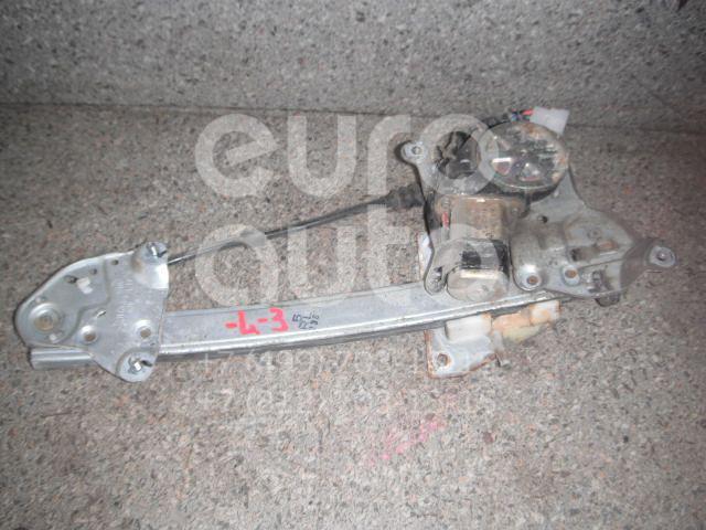 Стеклоподъемник электр. задний левый для Mazda 626 (GE) 1992-1997 - Фото №1