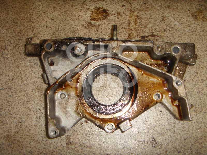 Крышка коленвала передняя для Citroen C4 2005-2011 - Фото №1