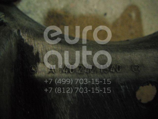 Кронштейн КПП для Mercedes Benz W210 E-Klasse 2000-2002;W140 1991-1999;W202 1993-2000;W220 1998-2005;W210 E-Klasse 1995-2000;C208 CLK coupe 1997-2002;R170 SLK 1996-2004;G-Class W463 1989>;W215 coupe 1999-2006;R230 SL 2001-2012 - Фото №1
