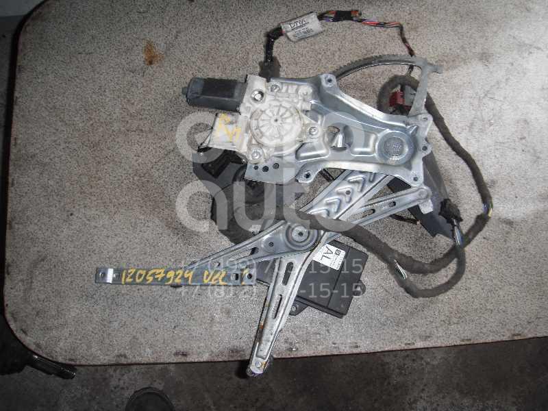 Стеклоподъемник электр. передний правый для Opel Vectra C 2002-2008;Signum 2003> - Фото №1