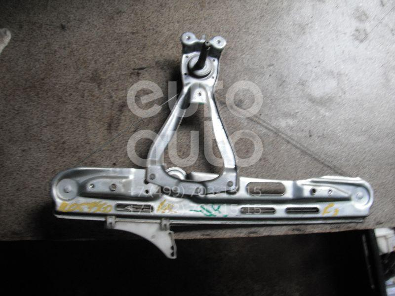 Стеклоподъемник механ. задний правый для Opel Vectra C 2002-2008;Signum 2003-2008 - Фото №1