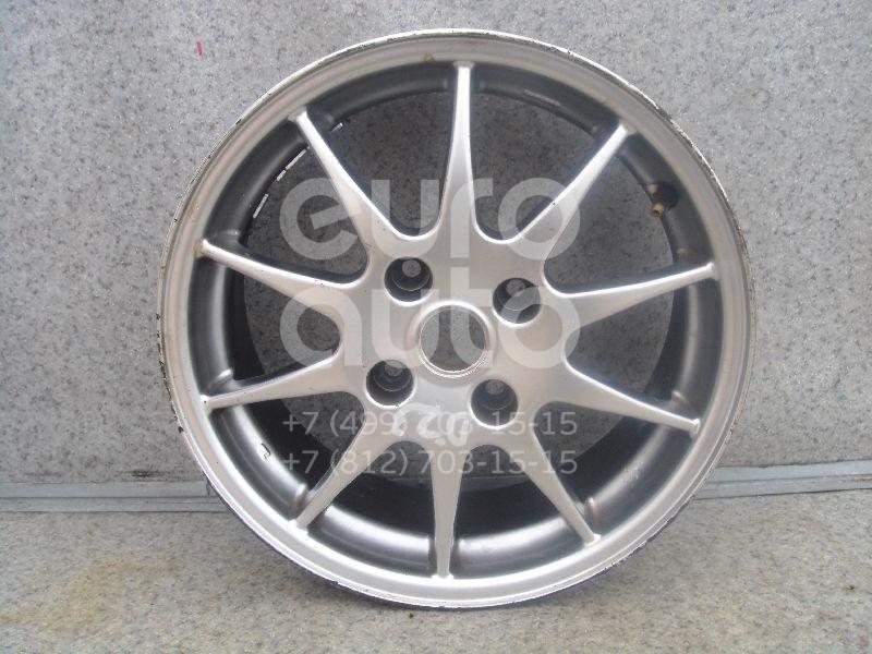 Диск колесный легкосплавный для Chevrolet Lacetti 2003> - Фото №1