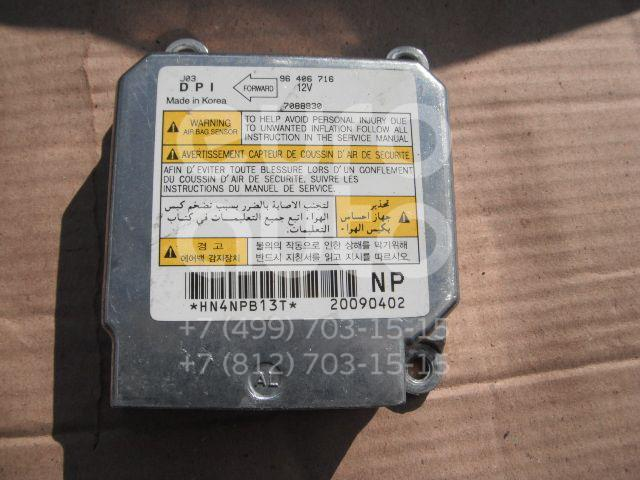 Блок управления AIR BAG для Chevrolet,Daewoo Lacetti 2003-2013;Nubira 2003-2007 - Фото №1