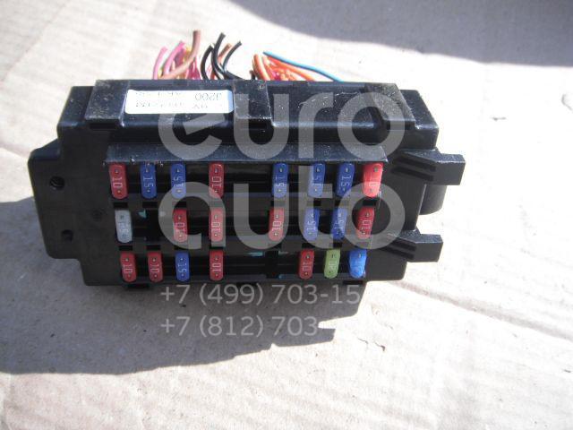 Блок предохранителей для Chevrolet Lacetti 2003-2013 - Фото №1
