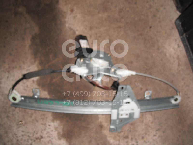 Стеклоподъемник электр. задний правый для Chevrolet,Daewoo Lacetti 2003-2013;Gentra II 2013-2015 - Фото №1