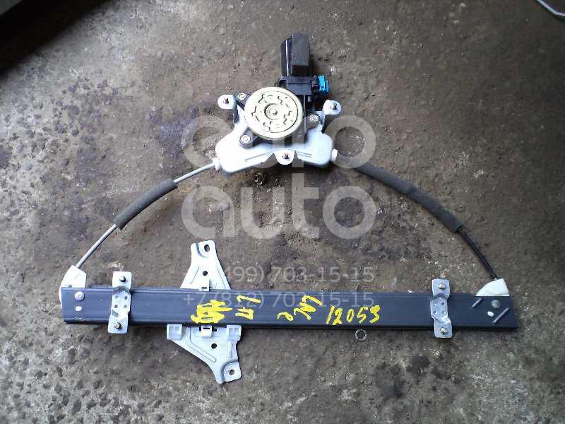 Стеклоподъемник электр. передний правый для Chevrolet,Daewoo Lacetti 2003-2013;Gentra II 2013-2015 - Фото №1