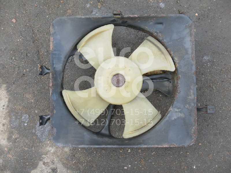 Вентилятор радиатора для Honda CR-V 1996-2002 - Фото №1