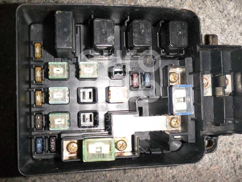 Блок предохранителей для Honda CR-V 1996-2002 - Фото №1