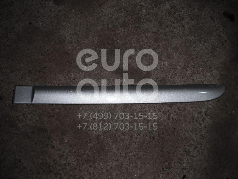 Молдинг задней левой двери для Mitsubishi Colt (Z3) 2003-2012 - Фото №1