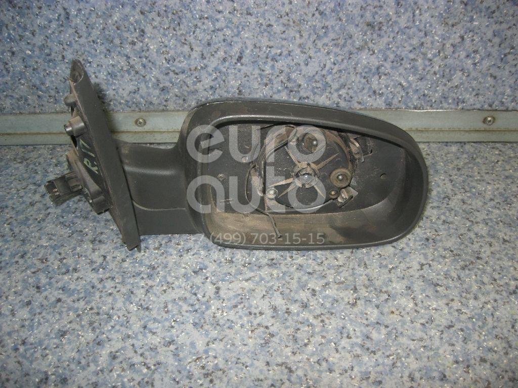 Зеркало правое электрическое для Opel Corsa C 2000-2006 - Фото №1