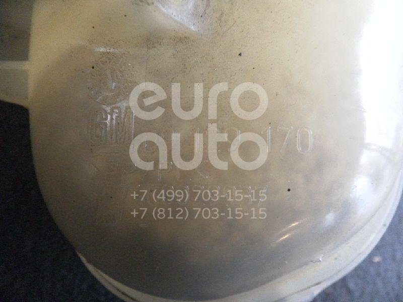 Бачок расширительный для Opel Corsa C 2000-2006;Agila A 2000-2008;Tigra TwinTop 2004-2009 - Фото №1