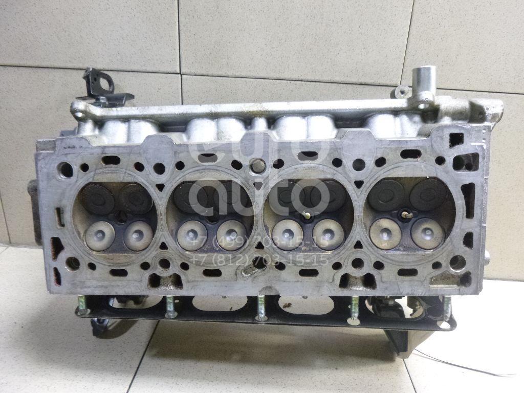 Головка блока для Chevrolet Aveo (T250) 2005-2011 - Фото №1