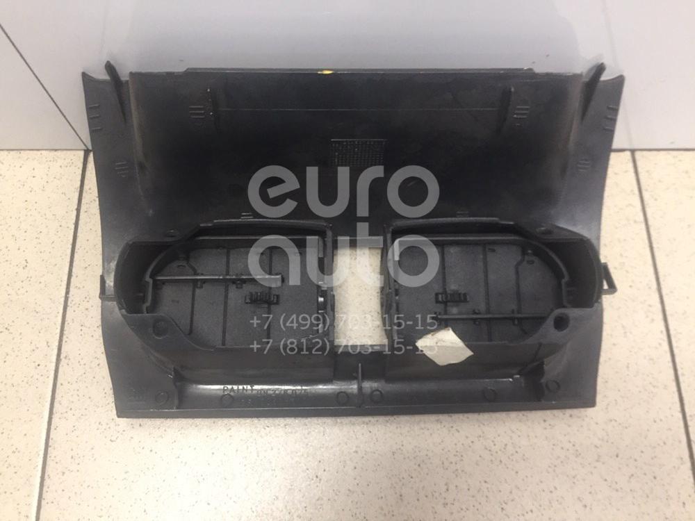 Дефлектор воздушный для Opel Corsa C 2000-2006 - Фото №1