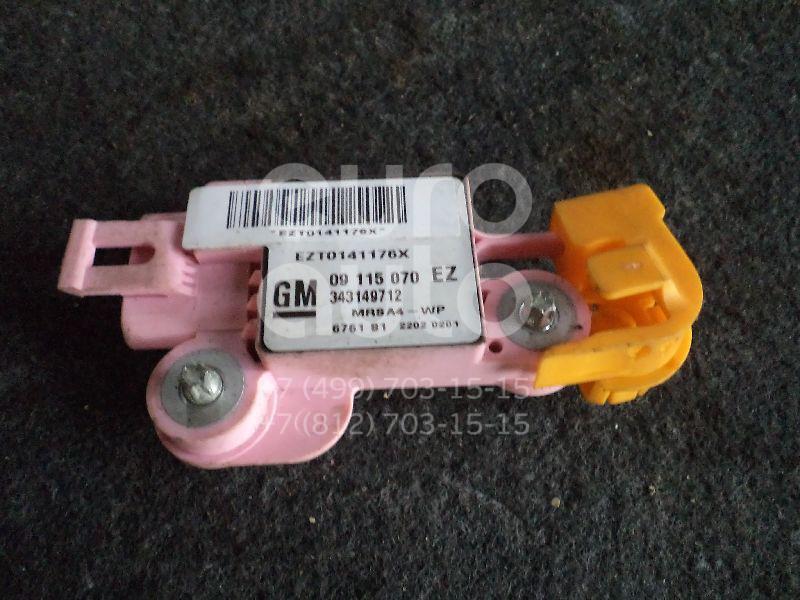 Датчик AIR BAG для Opel Corsa C 2000-2006 - Фото №1