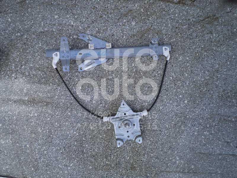 Стеклоподъемник механ. задний правый для Nissan Primera P11E 1996-2002 - Фото №1