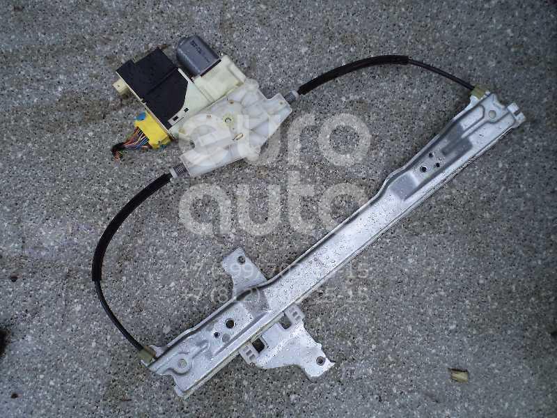 Стеклоподъемник электр. передний правый для Citroen C4 2005-2011 - Фото №1
