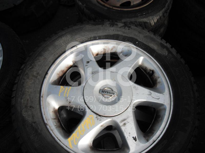 Диски колесные легкосплавные (к-кт) для Nissan Primera P11E 1996-2002 - Фото №1