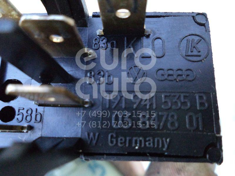 Кнопка противотуманки для VW Golf II/Jetta II 1983-1992 - Фото №1
