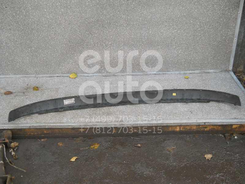 Накладка заднего бампера для Citroen C4 2005-2011 - Фото №1