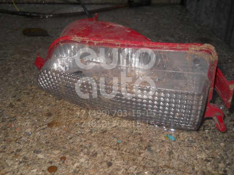 Фонарь задний в бампер левый для Citroen C4 2005-2011 - Фото №1