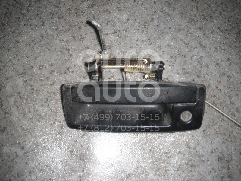 Ручка двери багажника наружная для Mitsubishi Lancer (CS/Classic) 2003-2006;Outlander (CU) 2003-2009 - Фото №1