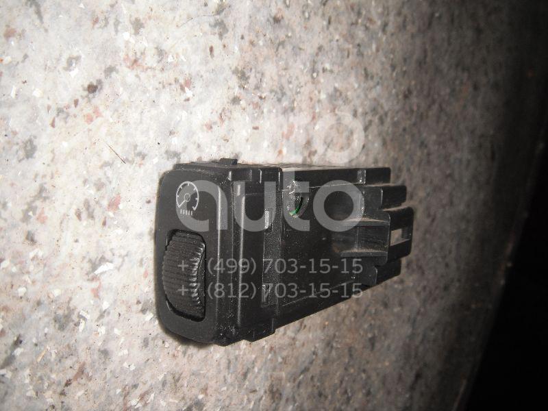 Кнопка освещения панели приборов для Mitsubishi Lancer (CS/Classic) 2003-2008;Space Wagon (N8,N9) 1998-2004;Pajero Pinin (H6,H7) 1999-2005;Pajero/Montero III (V6, V7) 2000-2006;Outlander (CU) 2001-2008 - Фото №1