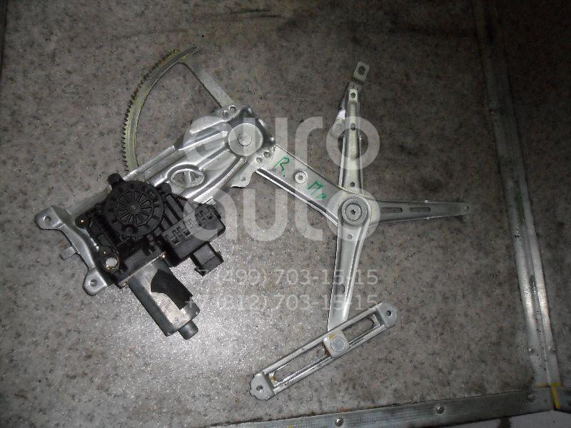 Стеклоподъемник электр. передний правый для Opel Astra G 1998-2005 - Фото №1