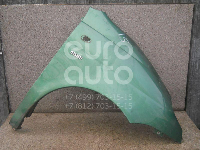 Крыло переднее правое для Daewoo Matiz (M100/M150) 1998-2015 - Фото №1