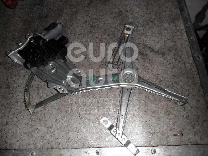 Стеклоподъемник электр. передний левый для Opel Astra G 1998-2005 - Фото №1