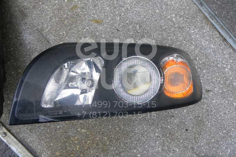 Фара левая для Volvo S40 2004-2012 - Фото №1