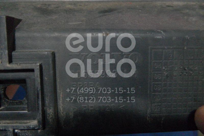 Направляющая заднего бампера левая для Volvo S40 2004-2012 - Фото №1