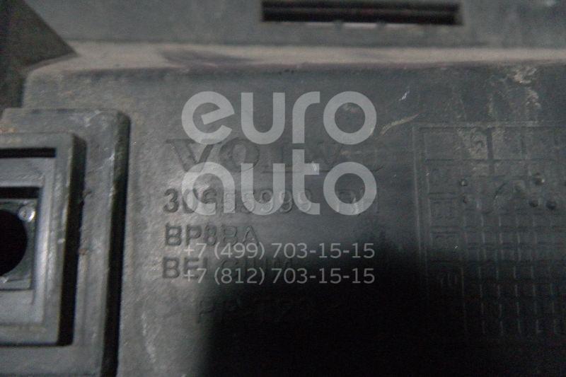 Направляющая заднего бампера правая для Volvo S40 2004-2012 - Фото №1