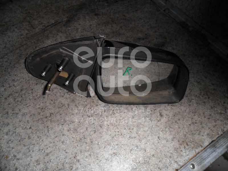 Зеркало правое механическое для Opel Astra G 1998-2005 - Фото №1